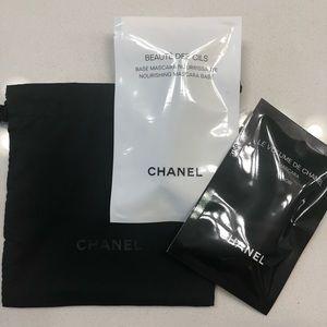 Chanel lash set #6